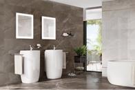 只需三步,打造高颜值现代简约卫浴空间