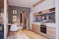 小公寓厨房的装修技巧