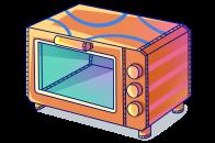 家里的电烤箱如何清洗保养?