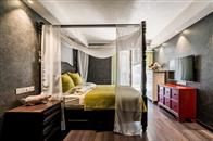 """一统家居:这套""""墙""""混搭的135㎡美式复古三室,不常见但也挺美"""