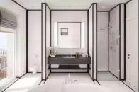 小卫生间如何干湿分离?这5种设计方法最简单