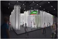 科技、时尚、创新,三棵树500㎡巨型生态展馆亮相中国建博会