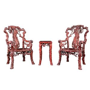 泰和園 傲然君子梅花椅