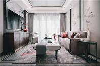 """艺居设计丨以""""中国红""""为主要元素 打造属于当代都市年轻人的新中式"""