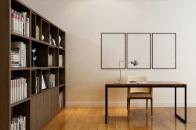 8㎡小书房的多种设计,喜欢的参考
