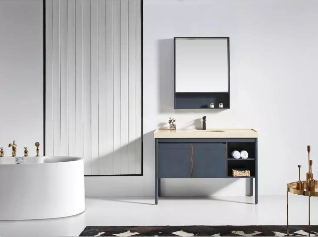 今年浴室柜流行什么趋势?这十款Gobo高宝浴室柜为你揭秘!