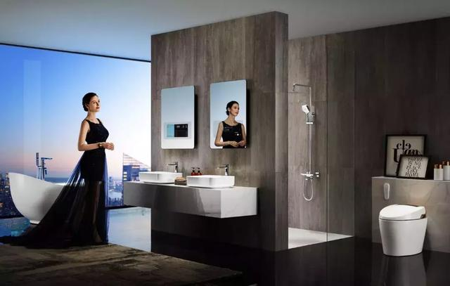 Gobo高宝智能魔镜,让你一触即达智能生活空间,尽享智慧生活!