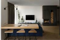 124㎡现代风家居设计,让人心生向往!