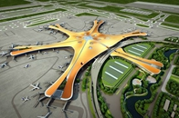 献礼祖国70周年!冠军磁砖为大兴国际机场树立国门新形象