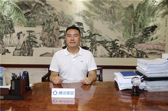 肯帝亚董事长郦海星——创新驱动发展  为中国智造正名