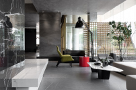 拓維設計丨VIRG casa 總部 讓意式美學在東方情境中自然流淌