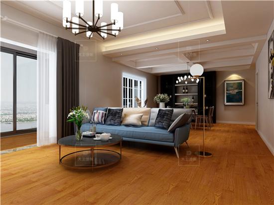 大卫地板纯实木地暖系列丨传统工艺的现代魅力演绎