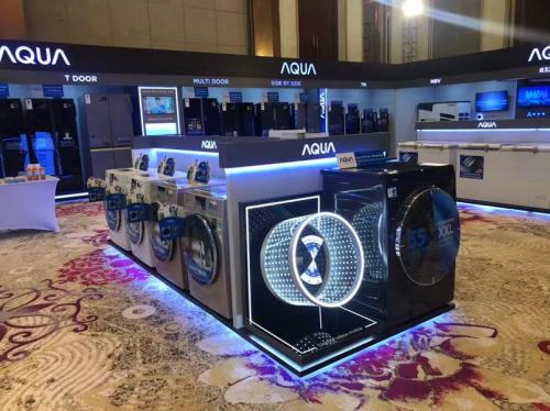 AQUA越南合作伙伴大會暨新品交互活動成功舉辦