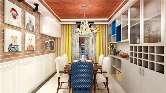奧華|美式:最具家庭氛圍的裝修風格