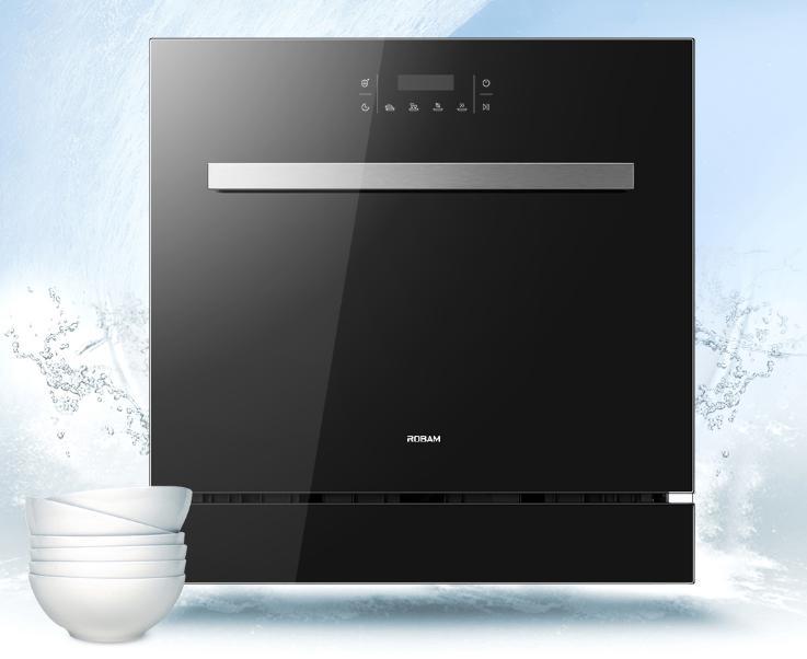 一天洗一次衣服都用洗衣机,冬天一天洗三次碗,却没有洗碗机?