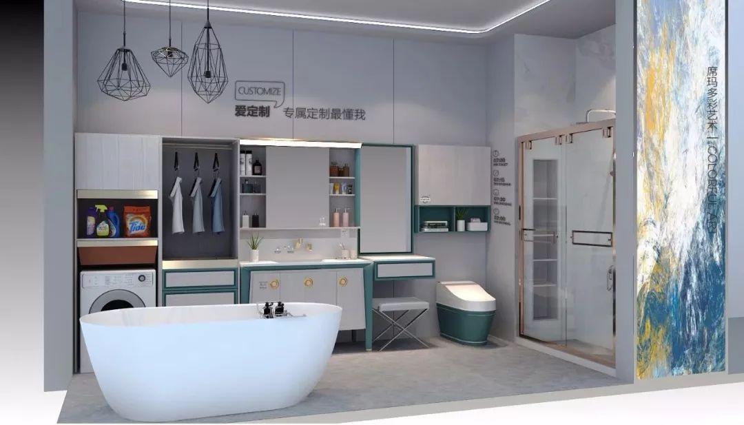 誰說現在的衛浴不好做?這家品牌企業勢如長虹,又開專賣店了