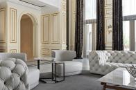 得德設計丨以法式高定精神 打造1800㎡現代頂奢大宅
