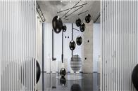 G&K桂睿诗设计丨深石西安汉华城艺术生活馆:不失经典的优雅