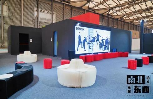 上海国际设计周 南北十人行的盒子空间