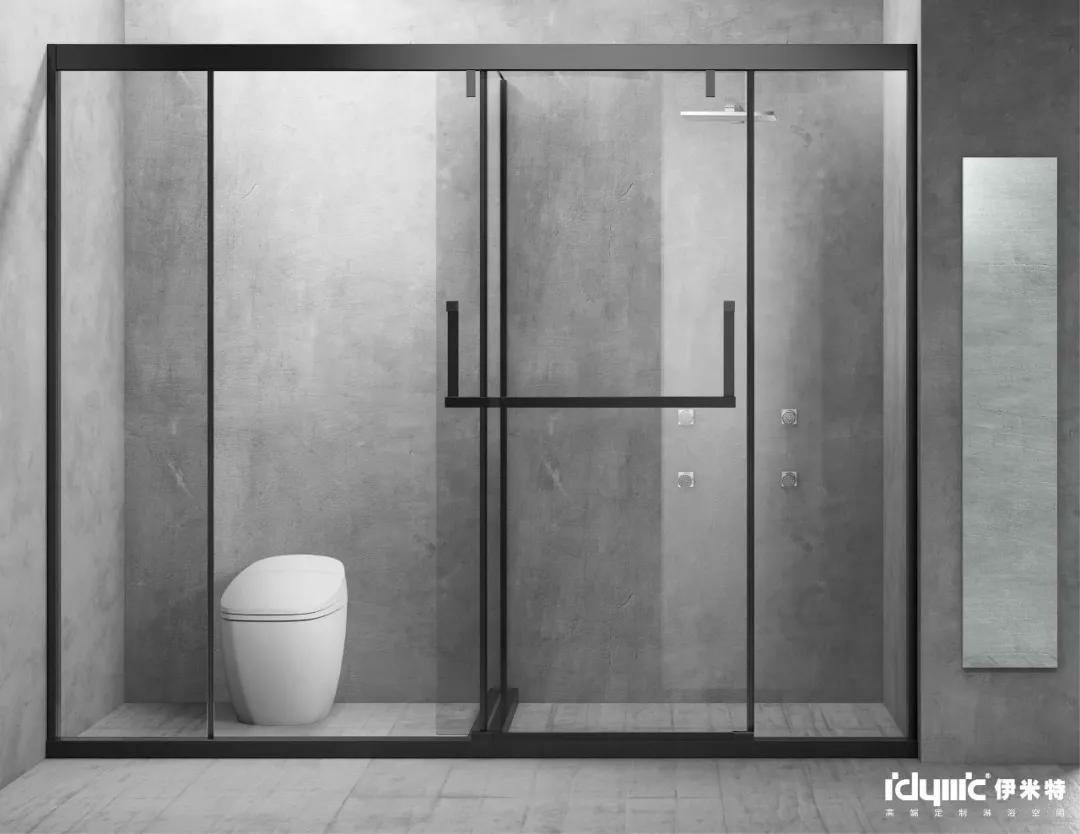 聽說,這個淋浴房展廳有點好看......?