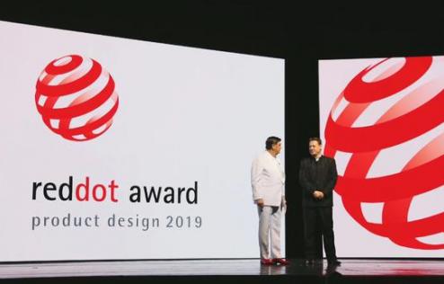韩国拿努NANU智能马桶盖获得德国红点大奖