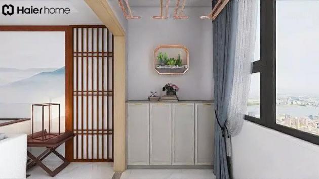 海尔全屋家居为宝妈孕期打造新家,环保材质定义轻奢生活