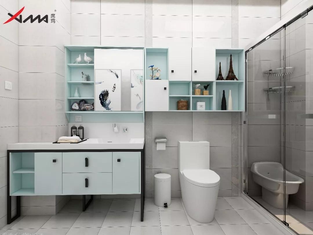席瑪衛浴新品360°VR全景展示來了!讓你足不出戶也能搞定新家!