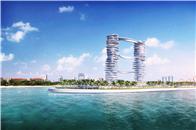 畢加索新作|迪拜市最新的高層豪華住宅和商業綜合體