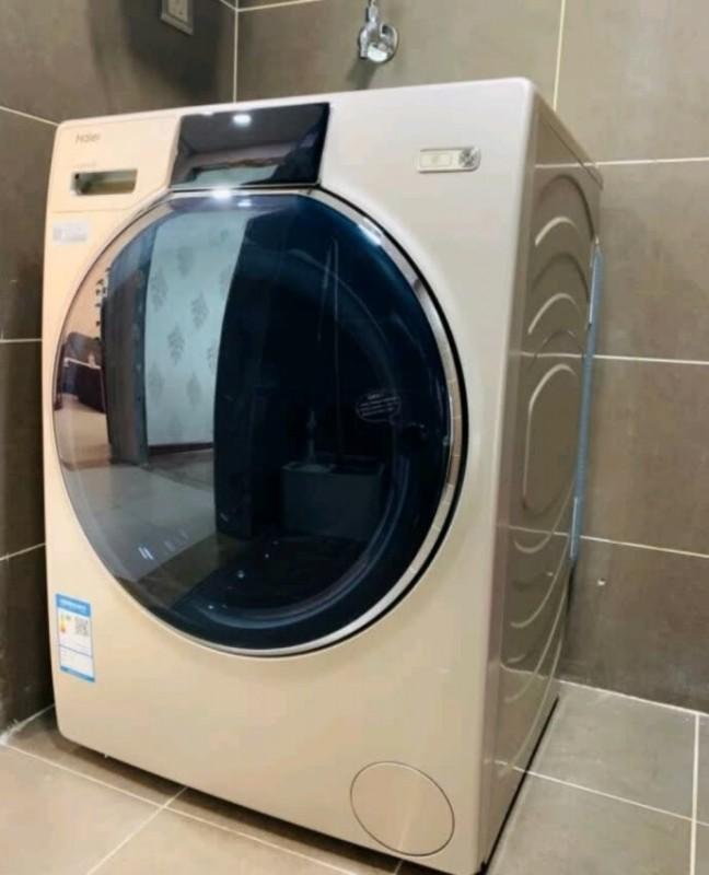 """""""蒸衣服""""消毒?海爾洗衣機直播后,打消了我的顧慮!"""