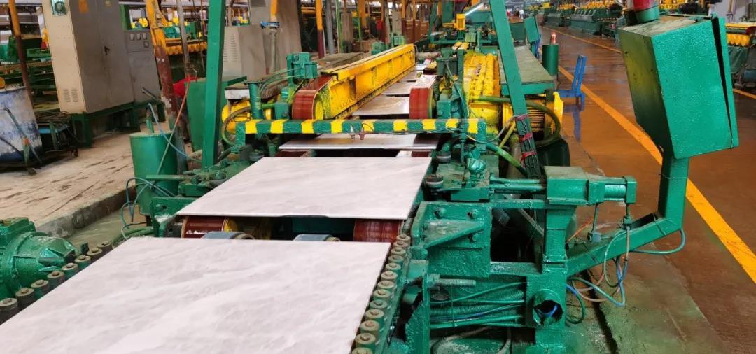 """復工戰""""疫"""" 方向企業生產基地全面復產順利出磚"""