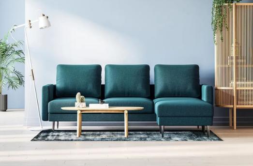 小米眾籌上線,8H Clean抗菌時尚布藝沙發,千元售價萬元配置級