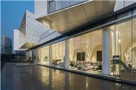 易和室內新作 丨杭州灣祥源·漫城售樓處,靈動生長的詩意空間