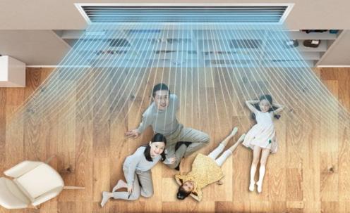 """还在为室内空气污染头疼不已?你家的中央空调该""""全净化""""了!"""