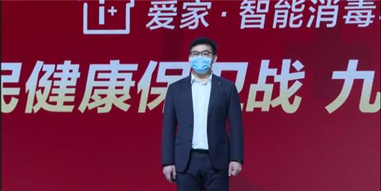 专访 | 九牧林晓伟:以智能科技力量 守护国人健康生活