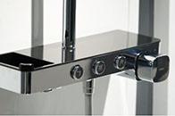 测评|恒洁乐氧新翼花洒:以简约设计和实用技术提升浴室格调