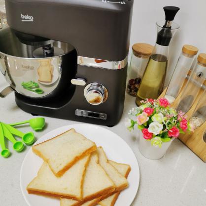 欧洲品质融入中式生活 倍科厨师机带给你不一样的体验