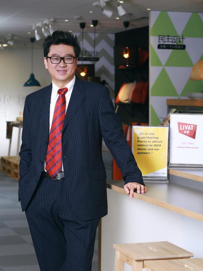 英格卡購物中心中國區總裁丁暉將離職 在宜家工作超16年