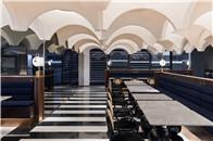 得德設計 | 用42個連續穹頂打造一間朋友們歡聚的餐廳