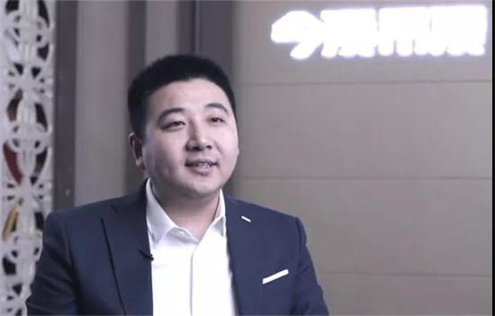 与今顶共赢   优秀代理商家人石家庄穆亚鹏接受行业媒体在线专访