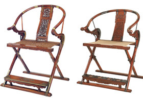张辉:明式家具交椅实物的年代