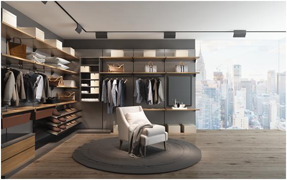 单品推荐 | 2020最新的衣柜设计,卧室档次瞬间高一倍