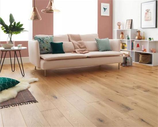 安心地板:巧用木地板色差,讓家美不可言!