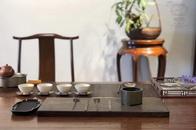 区氏家具明式茶室:简约隽永,中西融合,古为今用