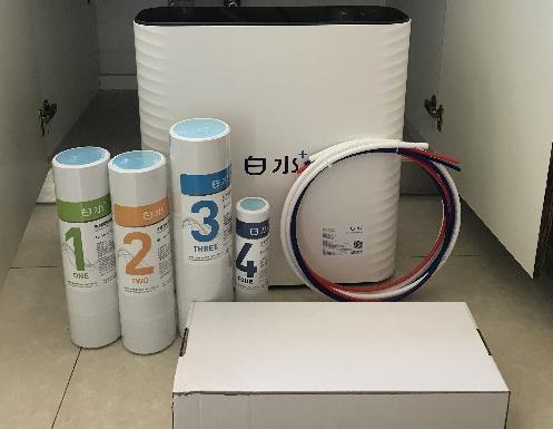 白水莱茵系列反渗透净水机评测: 健康水质四管齐下
