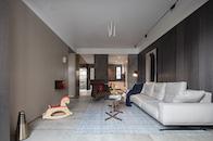 马思设计|旧屋改造:自在生活,从家开始!