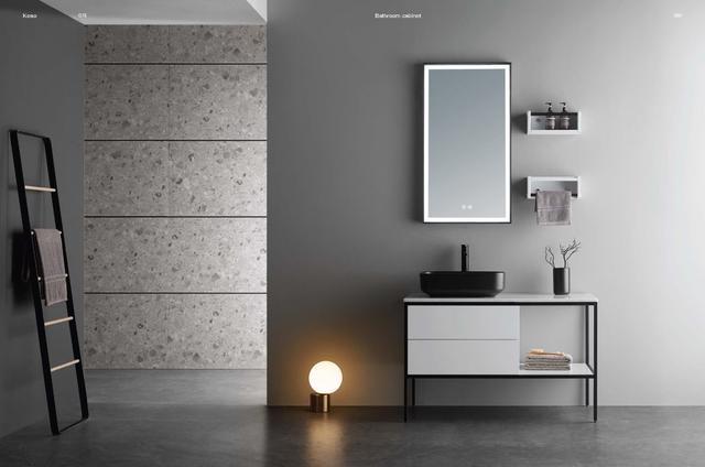 实木浴室柜的挑选和保养技巧你知道吗?科奥卫浴给你答案
