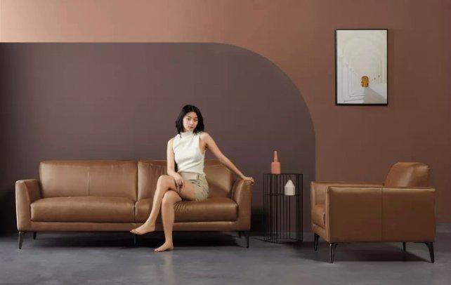 小米有品推出8H真皮沙發,花小錢滿足大愿望