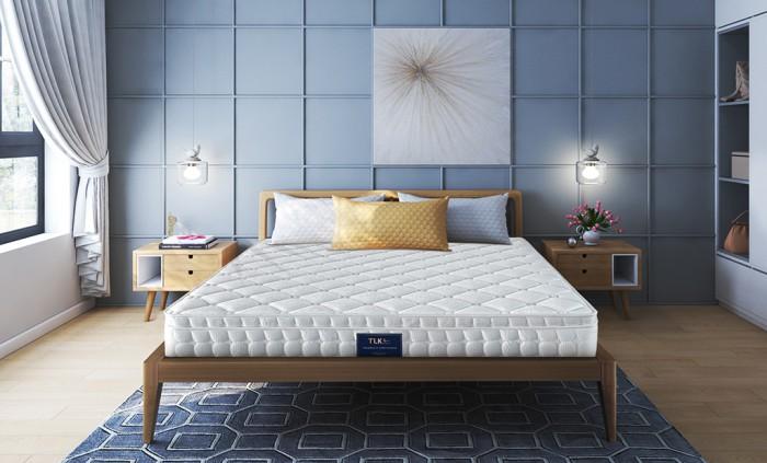 这个夏天,上榜家居幸福感爆棚好睡床垫的特莱卡!