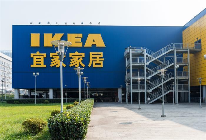 中國首個宜家市中心店來了!明年全球開至30家迷你店