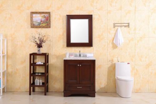 打造精致卫浴空间 招福ZF家装主材带来品质卫浴柜